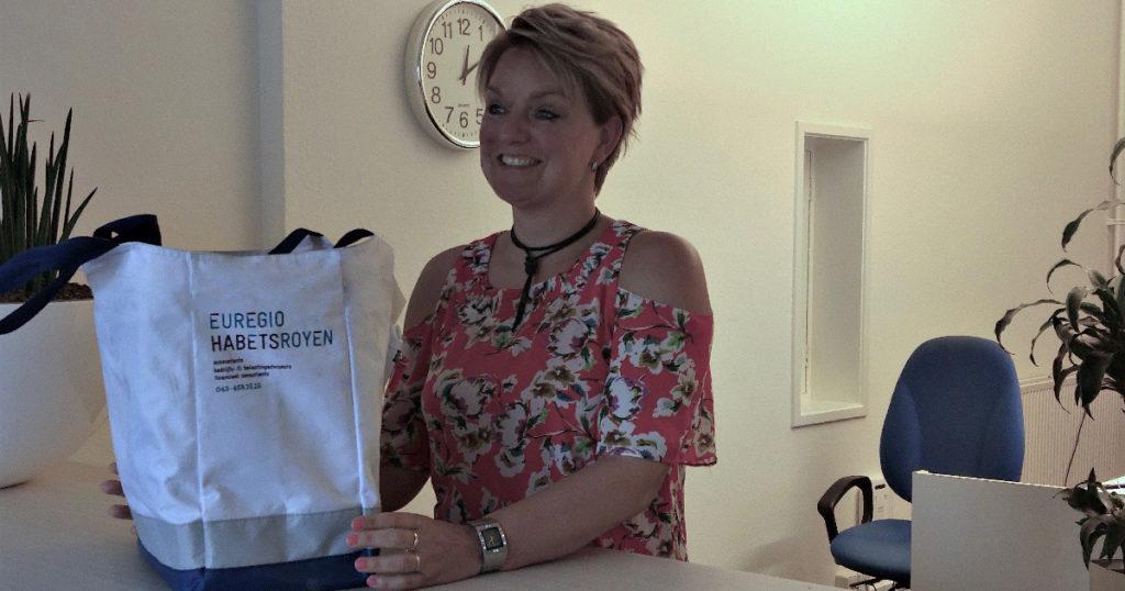 Maak kennis met Esther Lemmens, medewerker van Euregio HabetsRoyen
