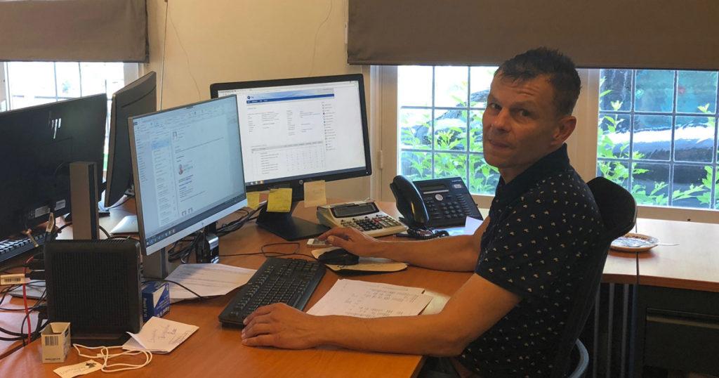 Maak kennis met Maurice Schols, medewerker van Euregio HabetsRoyen
